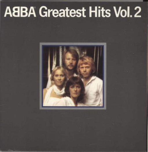 ABBA: Greatest Hits Vol. 2 (Vinyl LP) | Optic Music | Vinyl Records