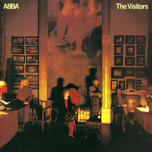 Vinyl Records | Vinyl Cleaning Dublin | Free Global Shipping | ABBA | The Visitors | Dublin Vinyl