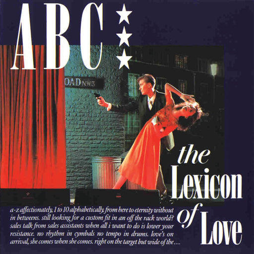 ABC: The Lexicon Of Love (Vinyl LP) | Optic Music | Buy Vinyl Online