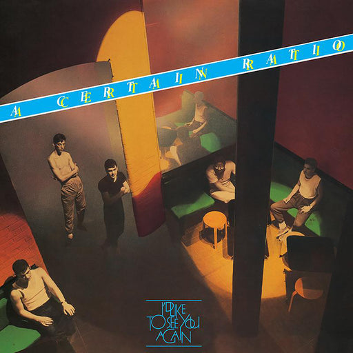 A Certain Ratio: I'd Like To See You Again (Vinyl LP) | Buy Vinyl Online