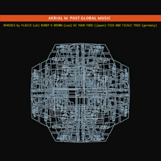Aerial M: Post Global Music (Vinyl LP) | Optic Music | Buy Vinyl Online
