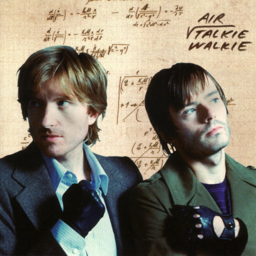 Air: Talkie Walkie (Vinyl LP) | Optic Music | Buy Vinyl Online