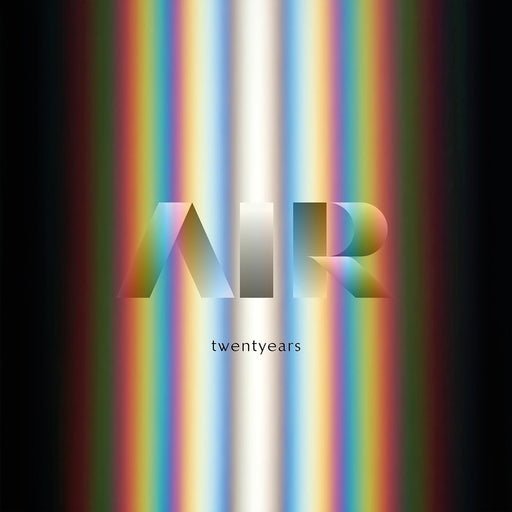 Air: Twentyears (Vinyl LP) | Optic Music | Buy Vinyl Online