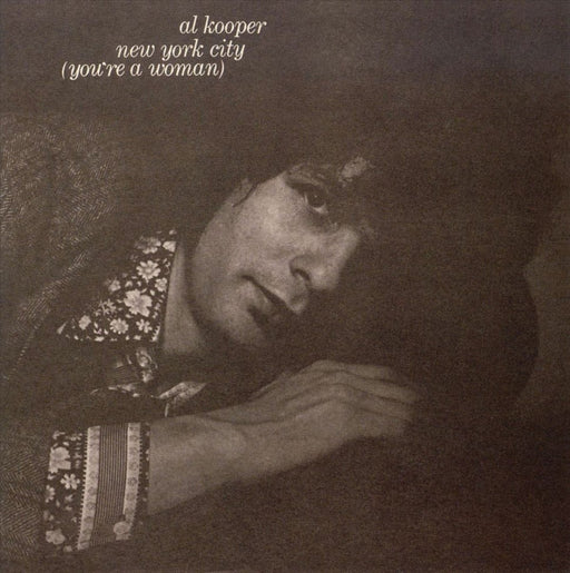 Al Kooper: New York City (You're A Woman) (Vinyl LP) | Optic Music | Vinyl Records | Dublin Vinyl