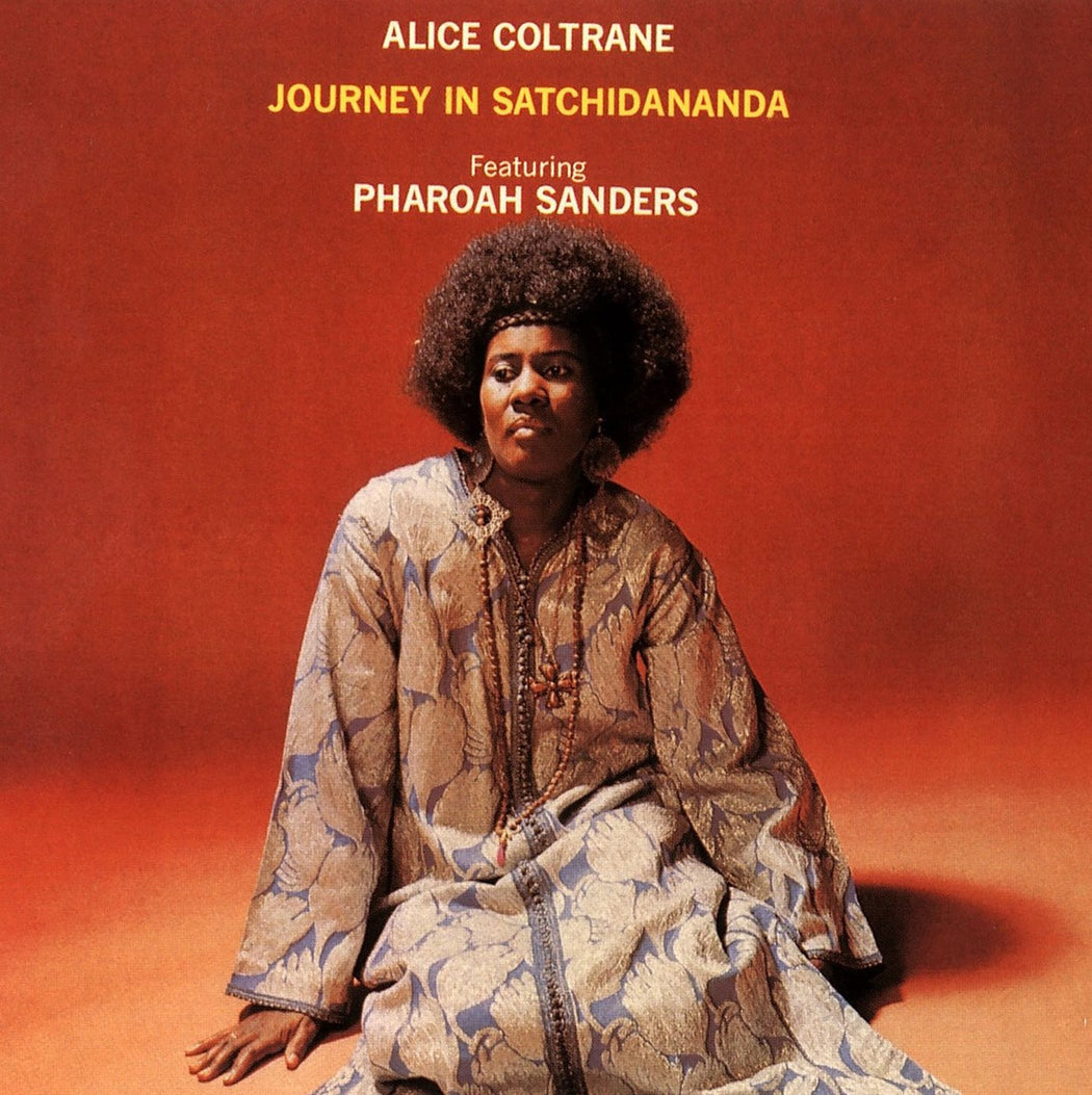 Alice Coltrane: Journey In Satchidananda (Vinyl LP) | Optic Music | Buy Vinyl Online
