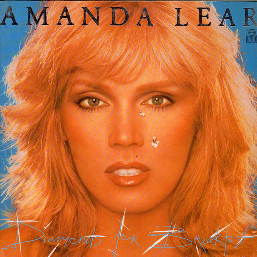 Amanda Lear: Diamonds For Breakfast (Vinyl LP) | Optic Music | Vinyl Records | Dublin Vinyl