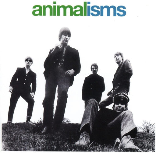 The Animals: Animalisms (Vinyl LP) | Vinyl Records | Dublin Vinyl | Vinyl Records
