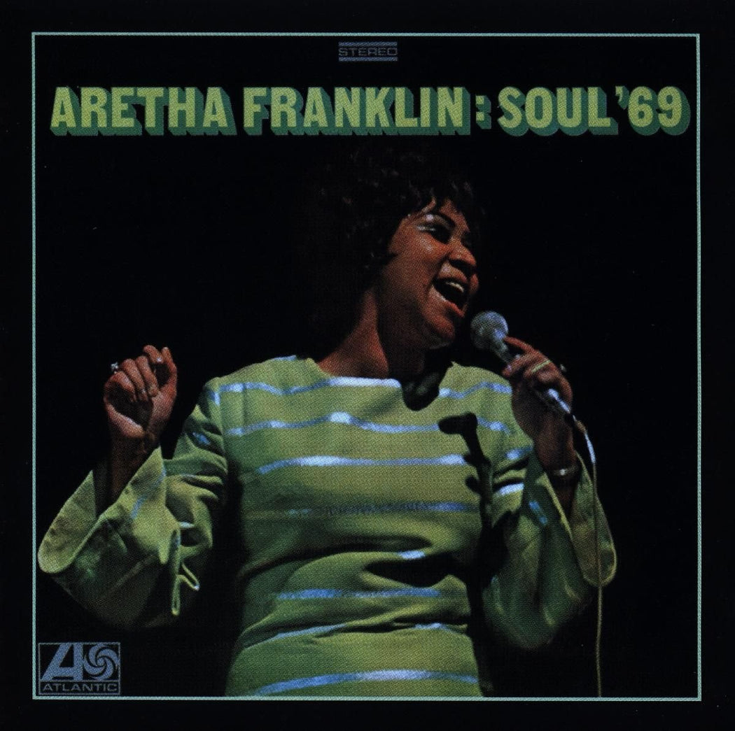 Aretha Franklin: Soul '69 (Vinyl LP) | Optic Music | Buy Vinyl Online