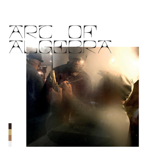 Art Of Algebra: Art Of Algebra (Vinyl LP) | Optic Music | Vinyl Records | Dublin Vinyl