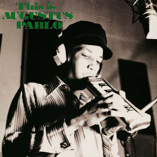 Augustus Pablo: This Is Augustus Pablo (Vinyl LP) | Optic Music | Buy Vinyl Online