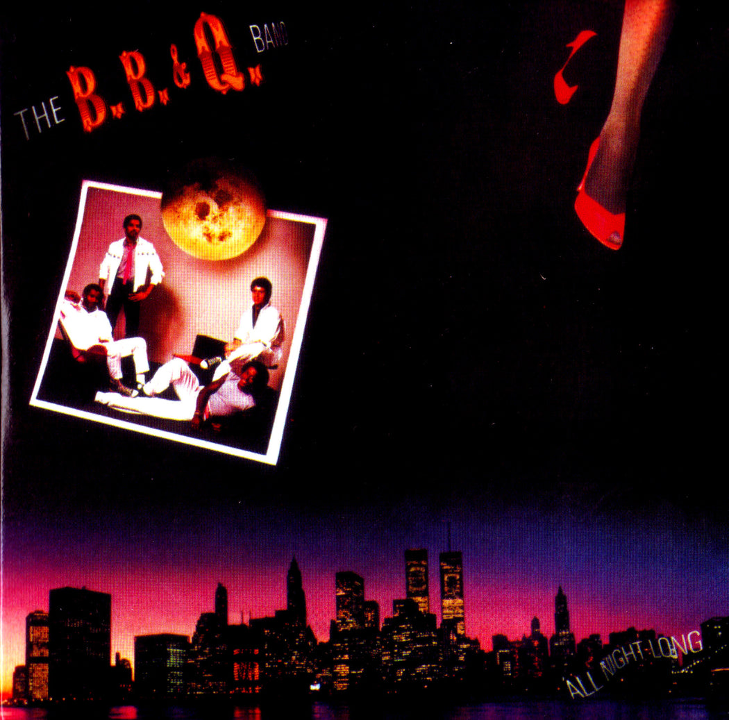 The B.B. & Q. Band: All Night Long (Vinyl LP) | Optic Music | Buy Vinyl Records Online
