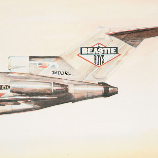 Beastie Boys: Licenced To Ill (Vinyl LP) | Optic Music | Buy Vinyl Online
