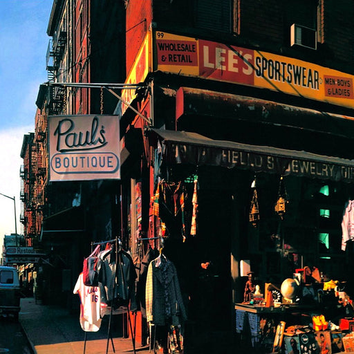 Beastie Boys: Paul's Boutique (Vinyl LP) | Buy Vinyl Online