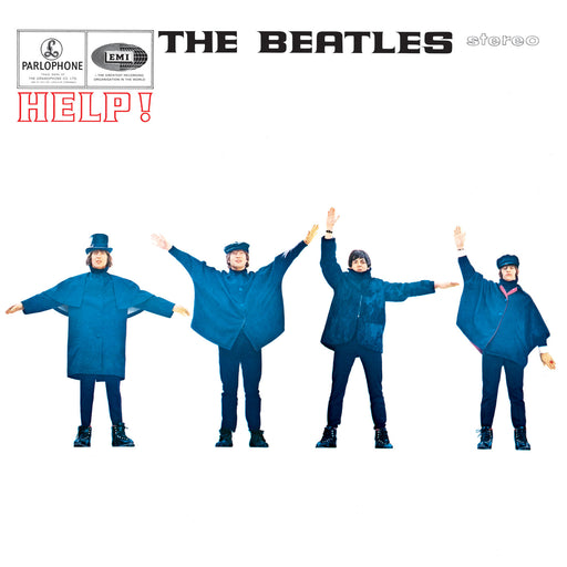 The Beatles: Help! (Vinyl LP) | Optic Music | Vinyl Records | Dublin Vinyl