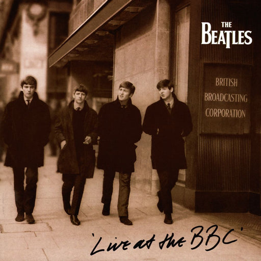 The Beatles: Live At The BBC (Vinyl LP) | Optic Music | Vinyl Records | Dublin Vinyl
