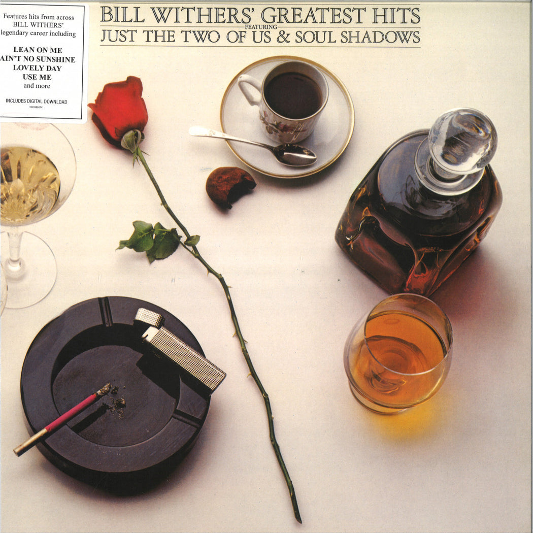 Bill Withers: Greatest Hits (Vinyl LP) | Optic Music | Buy Vinyl Online