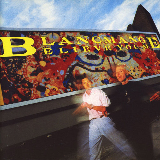 Blancmange: Believe You Me (Vinyl LP) | Optic Music | Buy Vinyl Online
