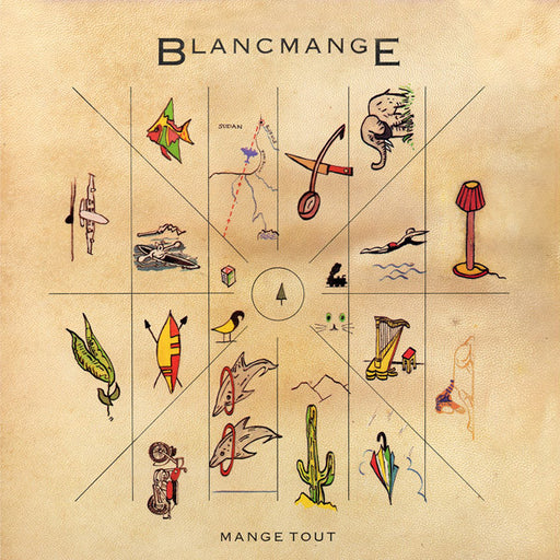 Blancmange: Mange Tout (Vinyl LP) | Optic Music | Vinyl Records