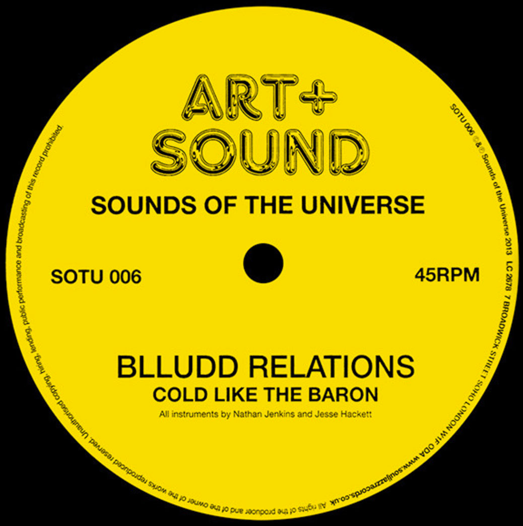 "Bludd Relations: Cold Like The Baron (Vinyl 12"") 
