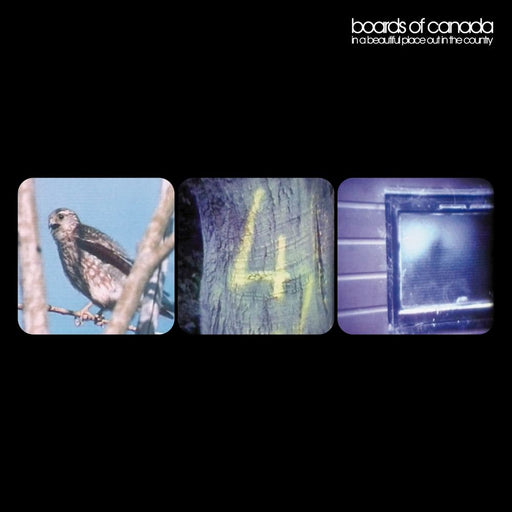 Boards Of Canada: In A Beautiful Place Out In The Country (Vinyl EP) | Optic Music | Buy Vinyl Online