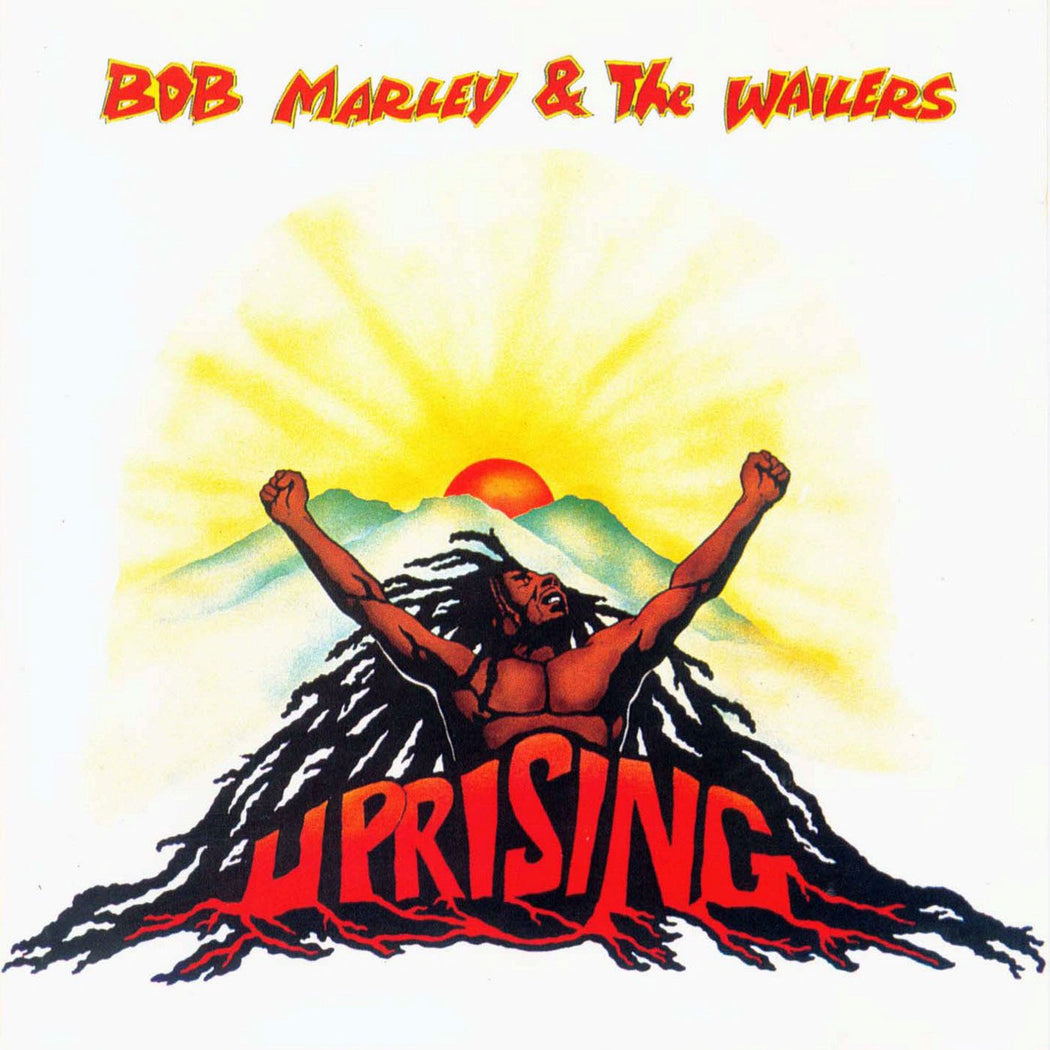 Bob Marley & The Wailers: Uprising (Vinyl LP) | Optic Music | Buy Vinyl Online