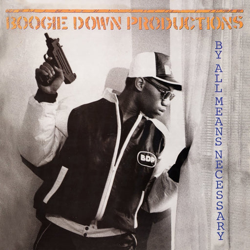 Boogie Down Productions: By All Means Necessary (Vinyl LP) | Buy Vinyl Online