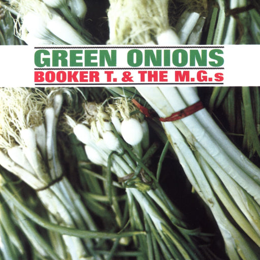 Booker T & The MG's: Green Onions (Vinyl LP) | Buy Vinyl Online