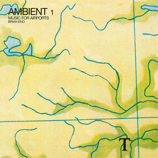 Brian Eno: Ambient 1 (Music For Airports) (Vinyl LP) | Buy Vinyl Online