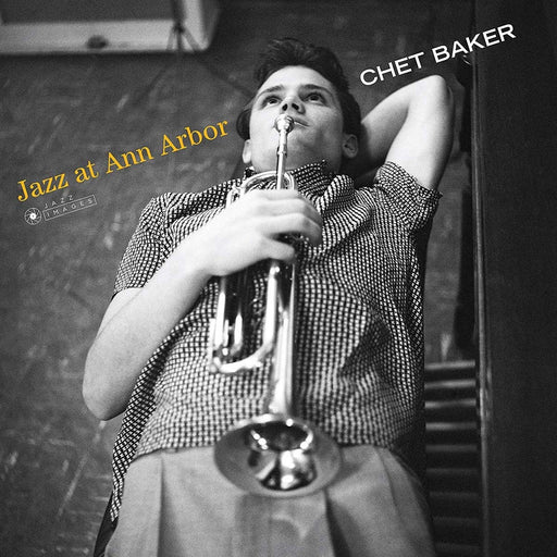 Chet Baker: Jazz At Ann Arbor (Vinyl LP) | Buy Vinyl Online