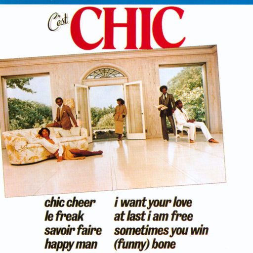 Chic: C'est Chic (Vinyl LP) | Optic Music | Vinyl Records