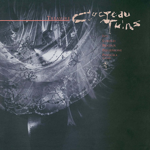 Cocteau Twins: Treasure (Vinyl LP) | Optic Music | Buy Vinyl Online