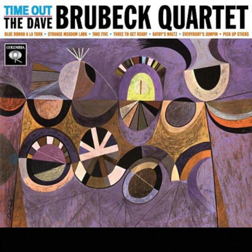 Dave Brubeck Quartet: Time Out (Vinyl LP) | Buy Vinyl Online