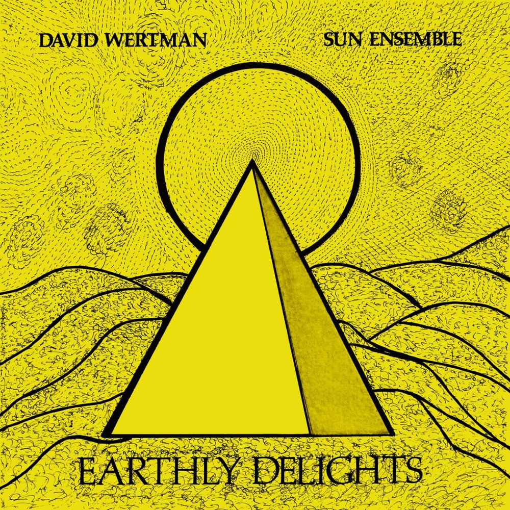 David Wertman / Sun Ensemble: Earthly Delights (Vinyl LP) | Optic Music | Vinyl Records | Dublin Vinyl