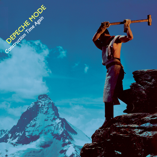 Depeche Mode: Construction Time Again (Vinyl LP) | Optic Music | Buy Vinyl Online