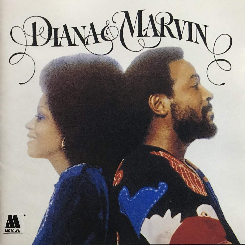 Diana Ross & Marvin Gaye: Diana & Marvin (Vinyl LP) | Optic Music | Vinyl Records | Dublin Vinyl