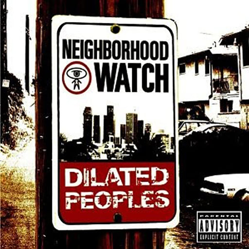Dilated Peoples: Neighborhood Watch (Vinyl LP) | Optic Music | Buy Vinyl Online