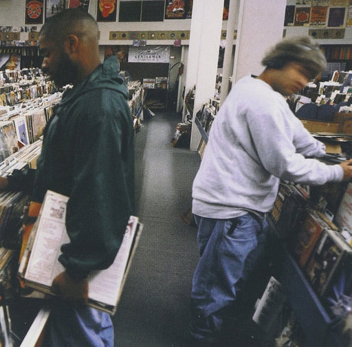 DJ Shadow: Endtroducing... (Vinyl LP) | Optic Music | Buy Vinyl Online