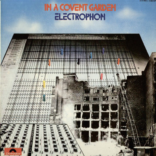 Electrophon: In A Covent Garden (Vinyl LP) | Optic Music | Buy Vinyl Online