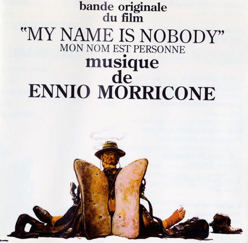 Ennio Morricone: My Name Is Nobody OST (Vinyl LP) | Optic Music | Vinyl Records | Dublin Vinyl