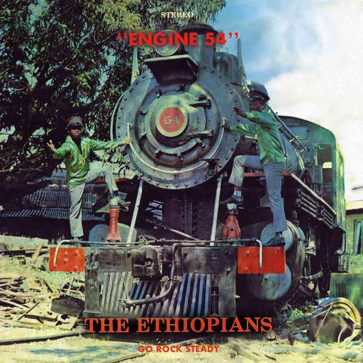 Ethiopians: Engine 54 (Vinyl LP) | Buy Vinyl Online