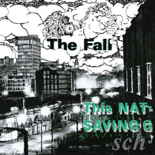 The Fall: This Nation's Saving Grace (Vinyl LP) | Optic Music | Buy Vinyl Online