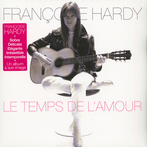 Françoise Hardy: Le Temps De L'Amour (Vinyl LP) | Optic Music | Buy Vinyl Online
