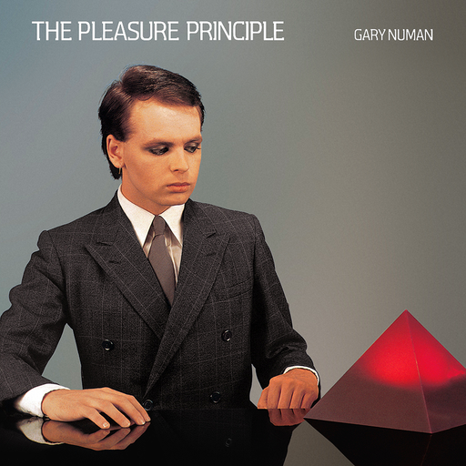 Gary Numan: The Pleasure Principle (Vinyl LP) | Optic Music | Buy Vinyl Online