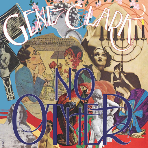 Gene Clark: No Other (Vinyl LP) | Optic Music | Buy Vinyl Online