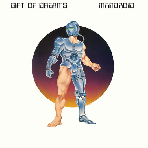Gift Of Dreams: Mandroid (Vinyl LP) | Optic Music | Buy Vinyl Online