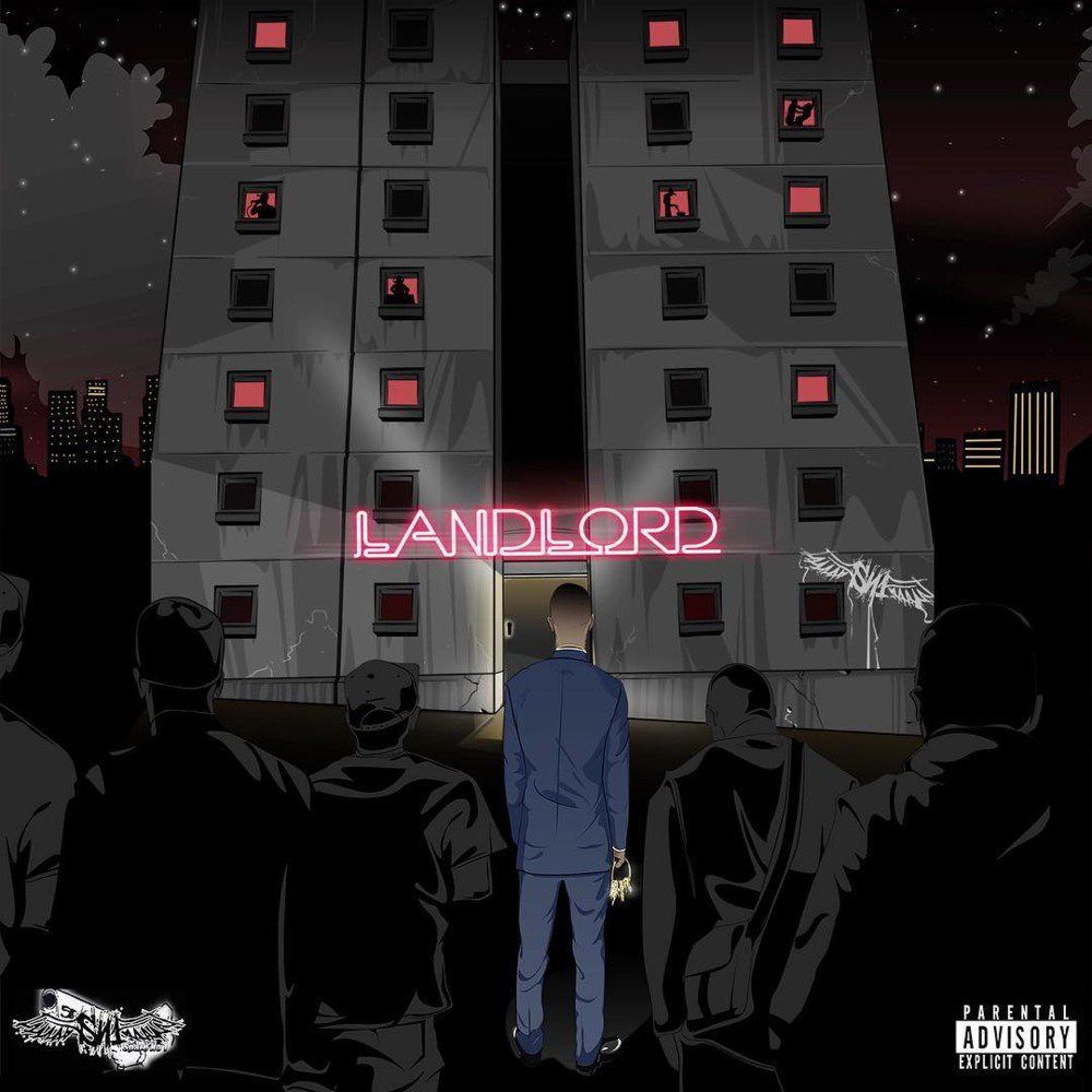 Giggs: Landlord (Vinyl LP) | Optic Music | Vinyl Records | Dublin Vinyl