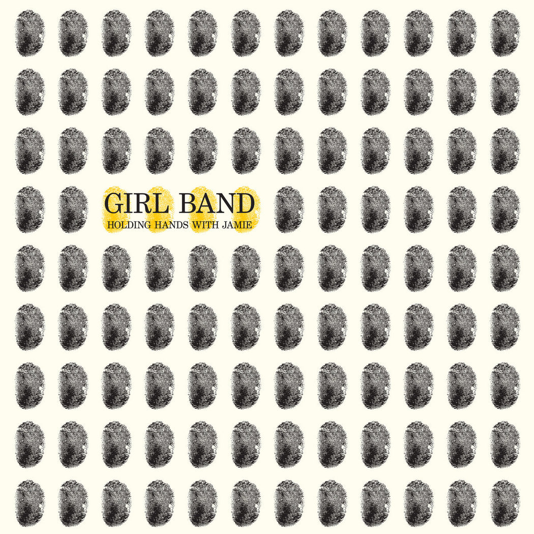 Girl Band: Holding Hands With Jamie (Vinyl LP) | Optic Music | Buy Vinyl Online