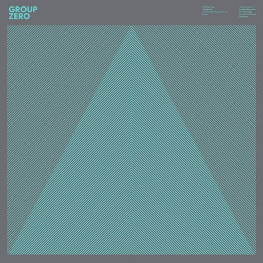 Group Zero: Structures And Light (Vinyl LP) | Optic Music | Vinyl Records | Dublin Vinyl