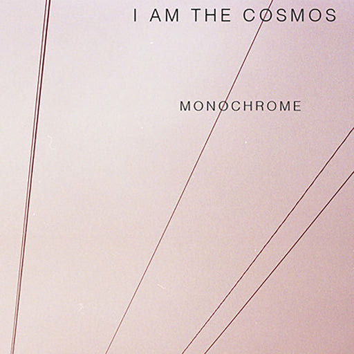 I Am The Cosmos: Monochrome (Vinyl LP) | Optic Music | Buy Vinyl Online