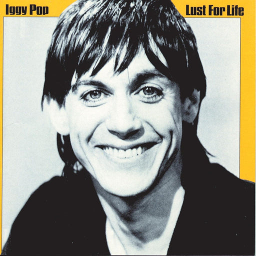 Iggy Pop: Lust For Life (Vinyl LP) | Optic Music | Buy Vinyl Online